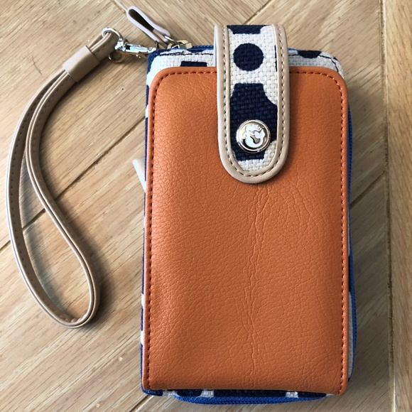 Spartina 449 Accessories - Hilton Head Cell Phone Wallet by Spartina 449